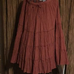 Woman Broomstick Skirt. Gently worn. Size 16/18